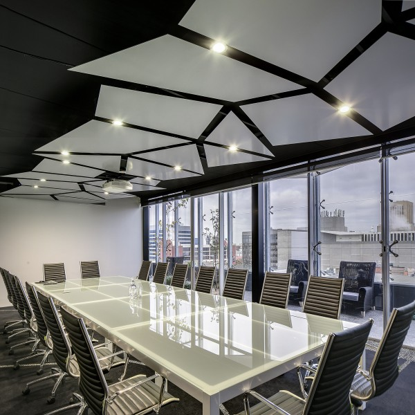 Pruszinski Architechs - Board Room
