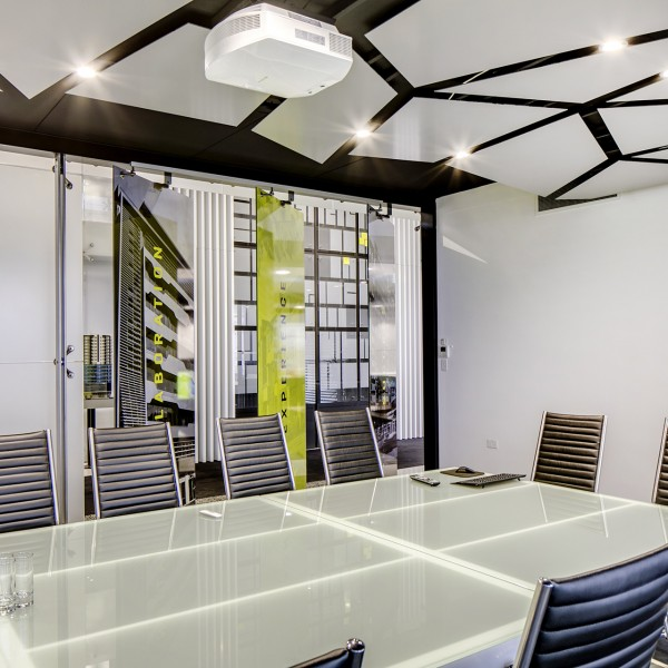 Pruszinski Architechs - Board Room