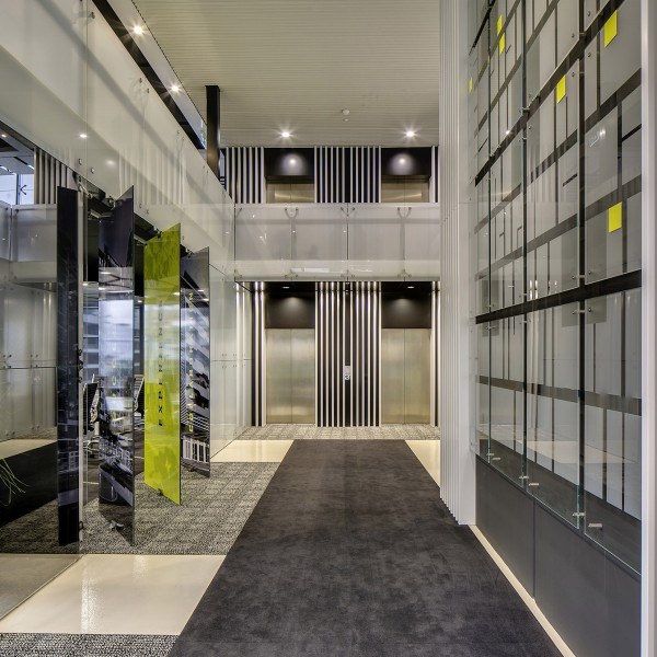 Pruszinski Architechs - Lobby