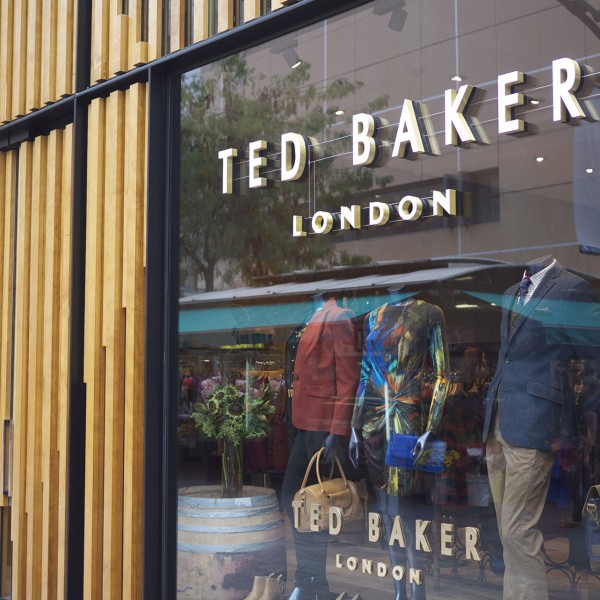 Ted Baker - Shop Front